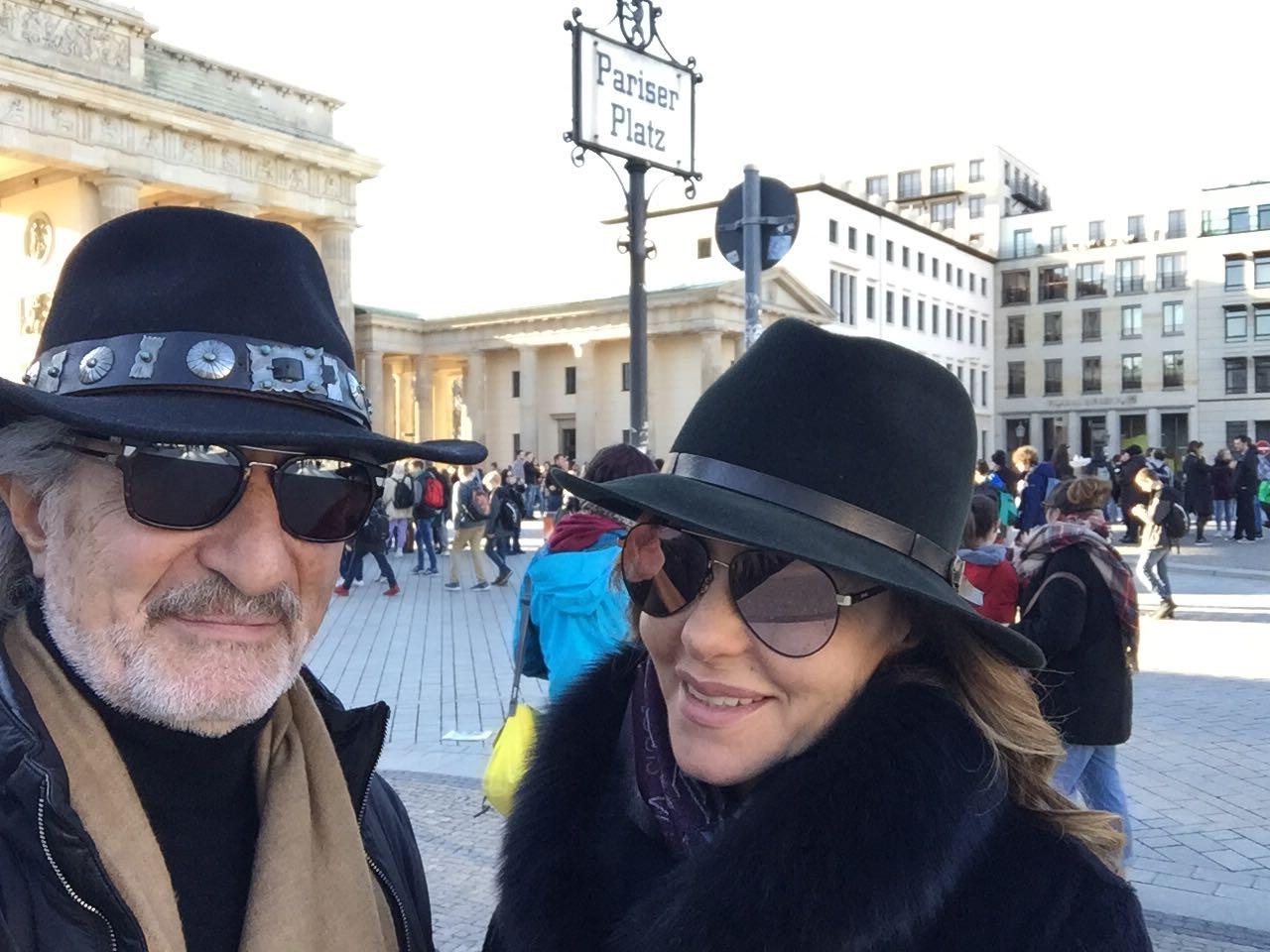 Farid in Berlin