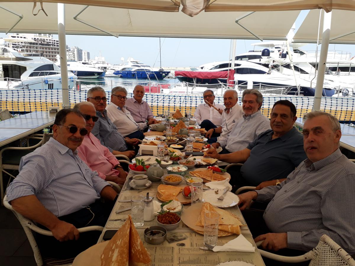 Faysal Brunch at Babel Restaurant