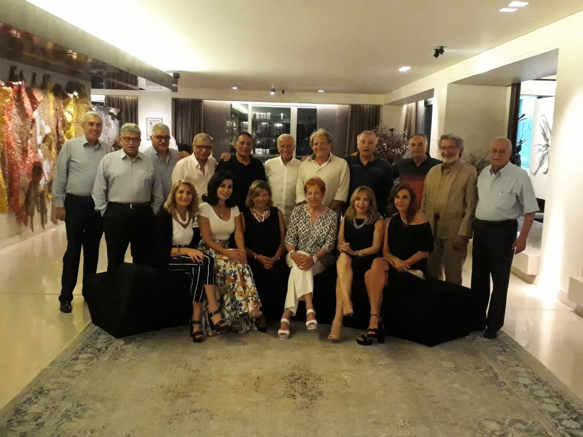 Faysal Dinner at Beirut Platinum Residence