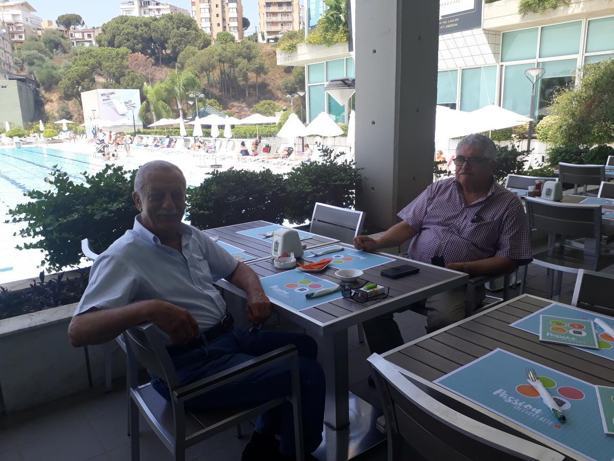 Rafic Lunch Kababji Rabyeh