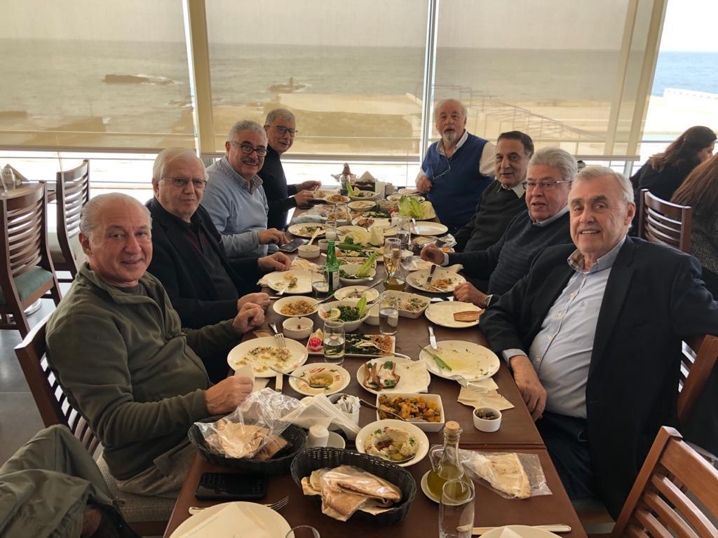 Safwan Lunch Feluka Restaurant Beirut